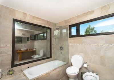 Baño Cabaña 2